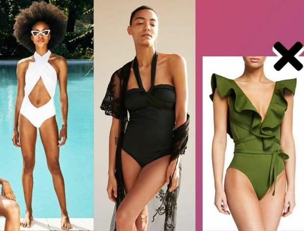 8 трендов купальников на грядущее лето