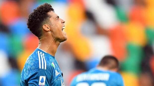 «Ювентус» в компенсированное время упустил победу над «Лацио»