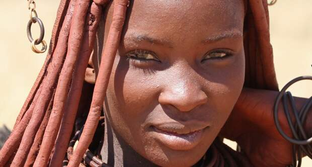 Народ химба: где живут самые красивые женщины Африки Источник