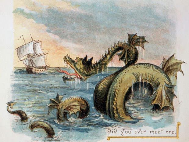 Фото №4 - Призраки океана: 4 загадочные истории исчезновения экипажей кораблей