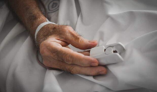 ВОмской области число госпитализированных сCOVID-19 выросло начетверть