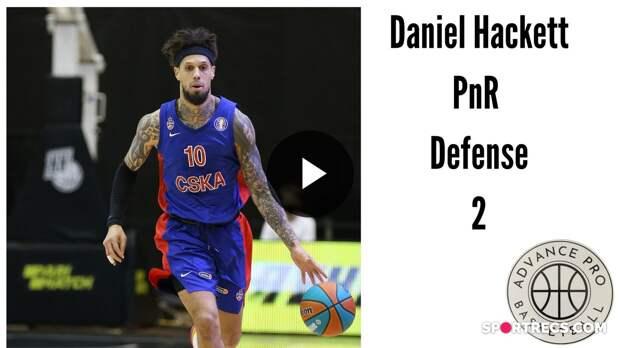 Daniel Hackett PnR Defense 2