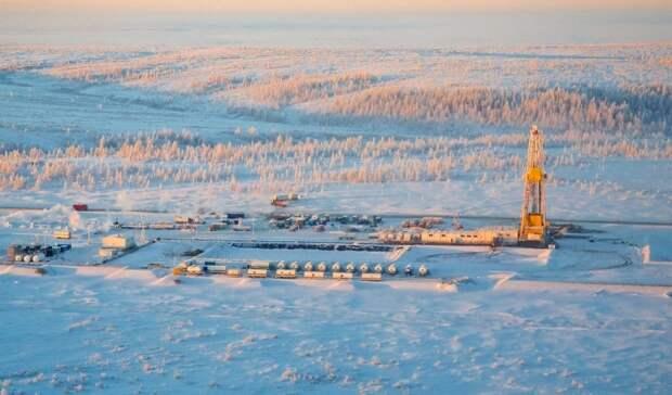 Новую технологию прокладки трубопроводов взоне вечной мерзлоты разработала «Роснефть»