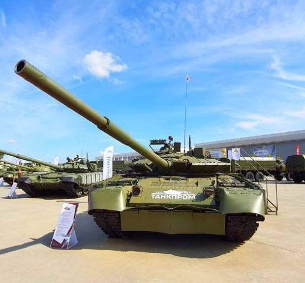 1400-сильная турбина сделает российские Т-80 еще быстрее и маневреннее