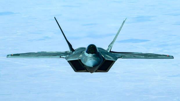 В США разрабатывают истребитель на замену Lockheed Martin F-22 Raptor