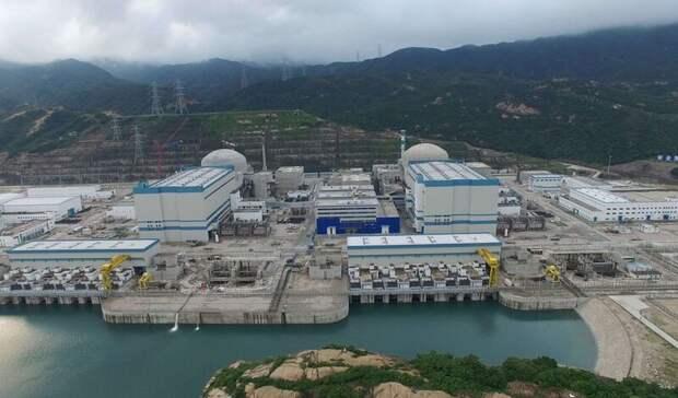 На АЭС в Китае обнаружены неполадки в реакторе