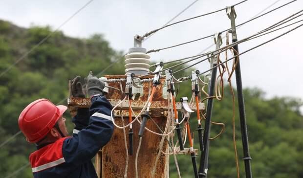 """""""Россети"""" восстанавливают электроснабжение в Центральном и Приволжском регионах"""