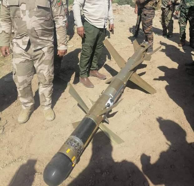 Ракета 358 в Ираке
