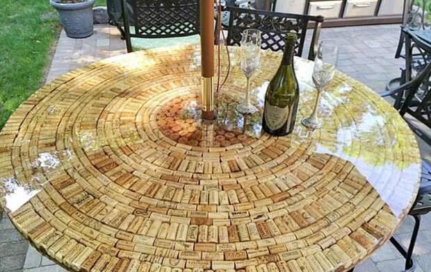 Не выбрасывайте пробки от вина