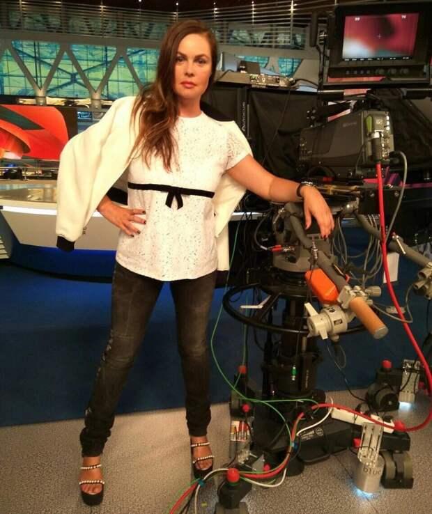 Открытие недели: у телеведущей Екатерины Андреевой есть Инстаграм