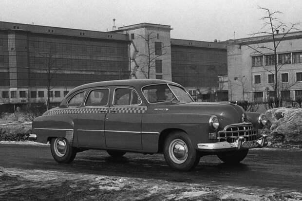 История автомобиля ЗИМ: символ советской роскоши