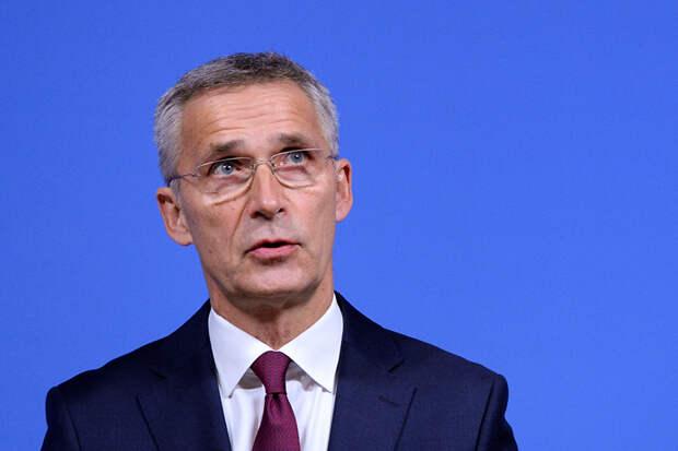 Генсек НАТО готов к твёрдому диалогу с Россией