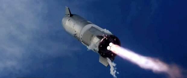 Starship совершит первый орбитальный полет от Техаса до Гавайев