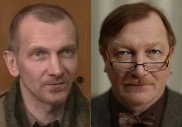 «Улицы разбитых фонарей»... актёры фильма 20 лет спустя