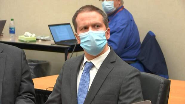 «Миннесота» отреагировала наобвинительный приговор полицейскому, убившему Флойда