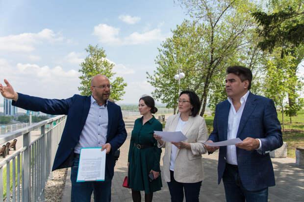 """Партия """"Новые люди"""" предложила дать больше денег на благоустройство Барнаула"""