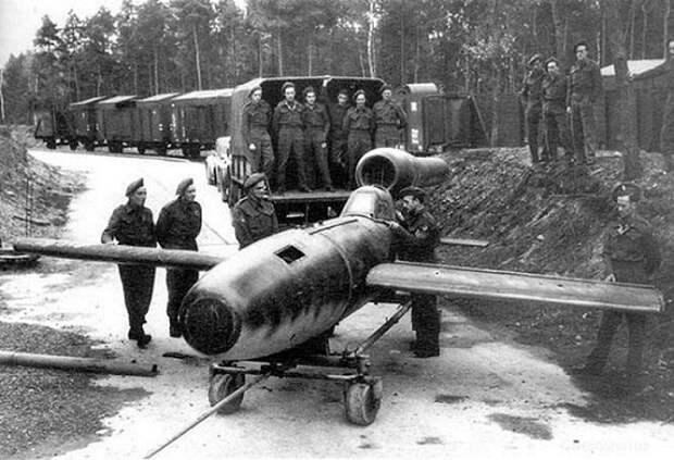 Эскадрилья «Зельбстопфер»: как воевали летчики-камикадзе Гитлера
