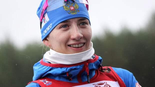 Васильев: «Миронова пока не готова к бремени лидерства. Попала 3 выстрела на последней стойке и засуетилась»