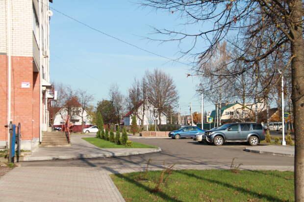 В Нелидово определены территории, претендующие на благоустройство в 2022 году