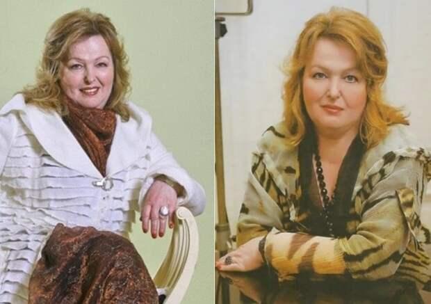 Русская актриса, эмигрировавшая в США | Фото: golbis.com и liveinternet.ru