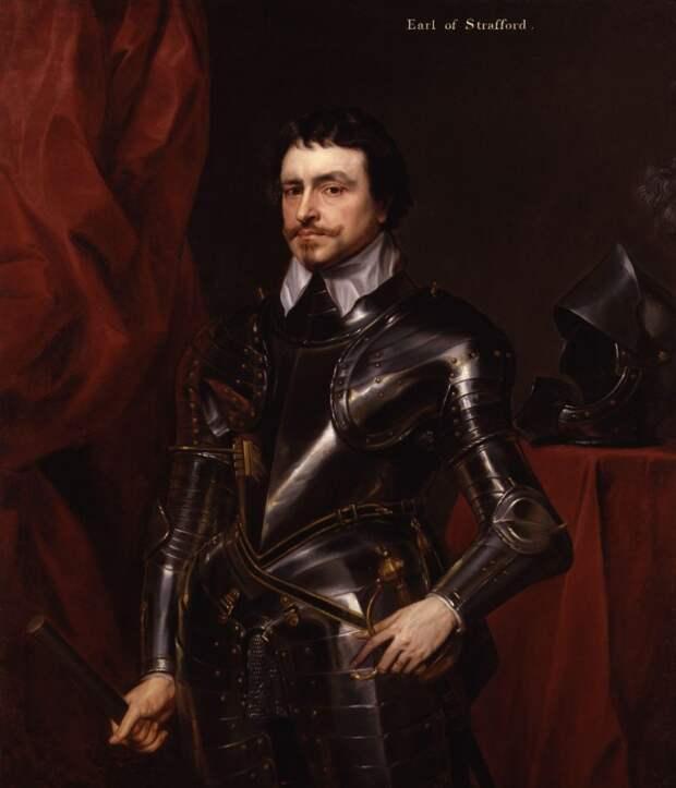 Томас Уэнтуорт: за что ненавидели королевского фаворита?