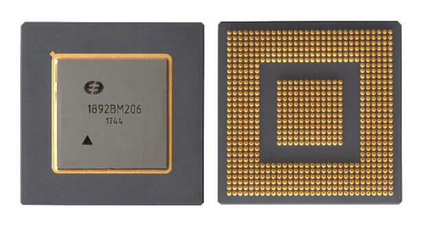 В России разработали 50-ти ядерный процессор
