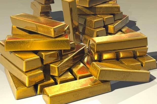 Спрос на золото в мире достиг максимума с конца 2016 года