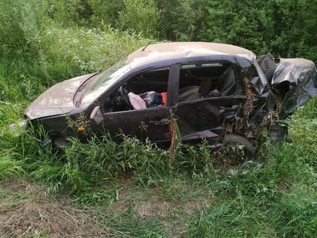 В Удмуртии из-за пьяного водителя пострадали два ребенка и две женщины