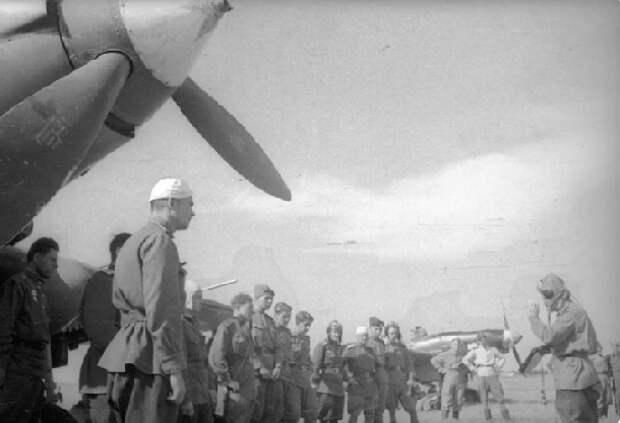 В каких штрафбатах воевали советские лётчики