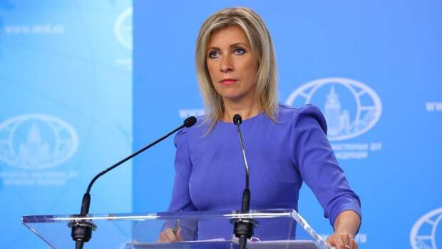Захарова напомнила послу США на Украине об истинном смысле картин Репина