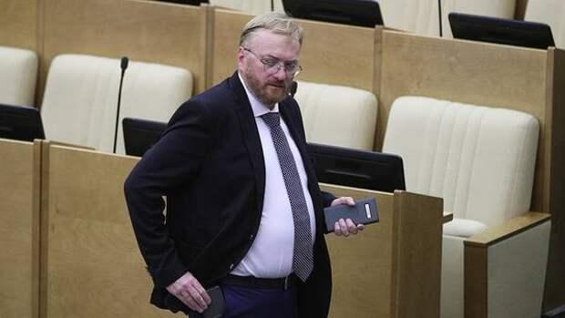 Милонов заявил оедва хватающей на жизнь депутатской зарплате