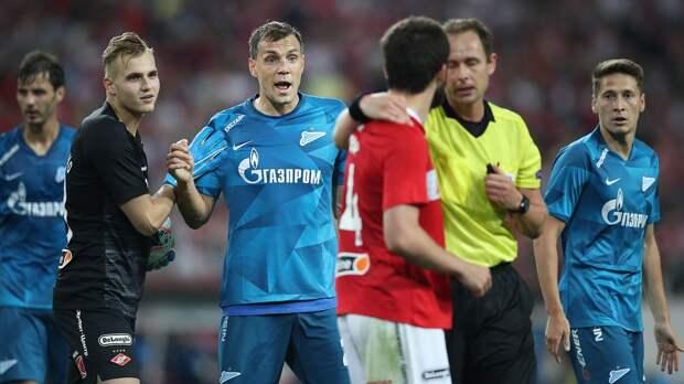 Дзюба: «Спартак» — главный раздражитель, а самый неудобный соперник — «Локомотив»