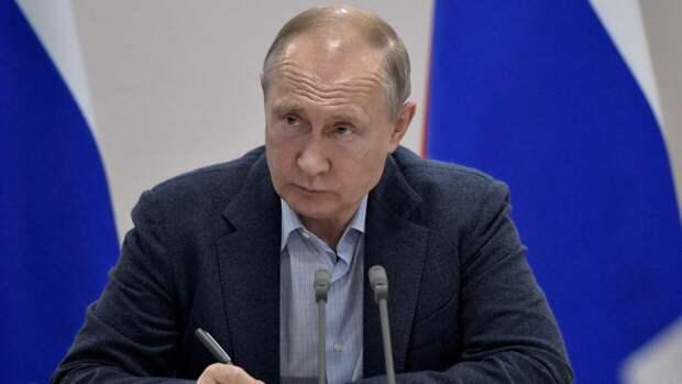 Президент России призвал правительство обеспечить бесперебойную газификацию