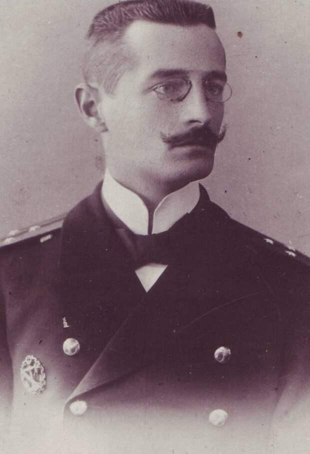 Лейтенант Пётр Павлович Киткин
