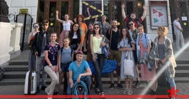 В Севастополе стартовал фестиваль «Молодой театр»