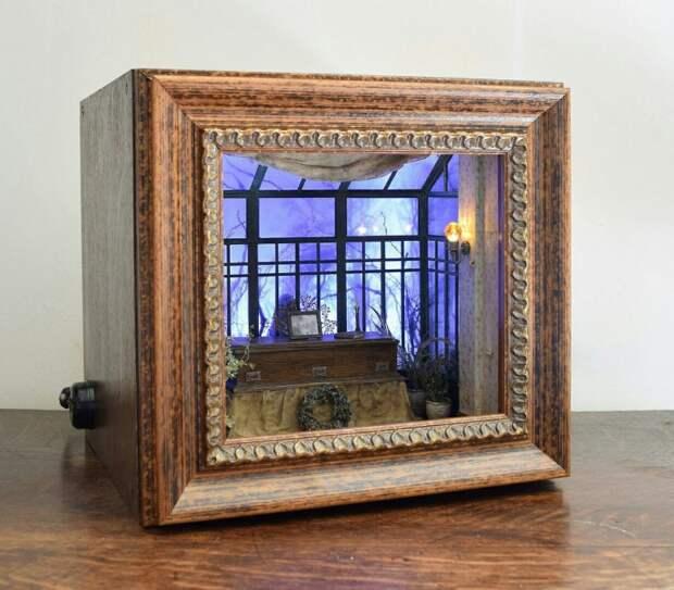 Пугающие миниатюры Chimerical Reveries