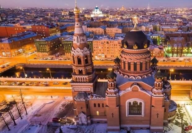 Как питерский храм у Варшавского вокзала объединил 140 тысяч трезвенников