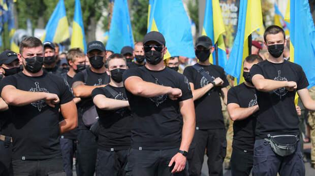 На Украине возрождается фашизм и радикальный национализм