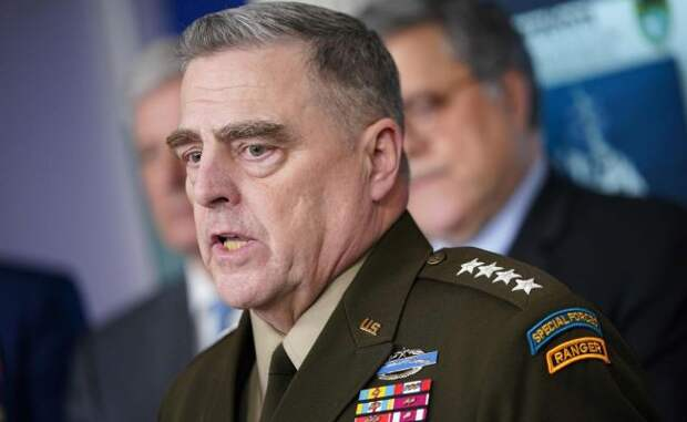 Глава Комитета начштабовВС США позвонил начальнику ГенштабаВС России