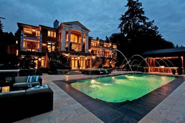 Как живется Биллу Гейтсу в умном доме с панорамными окнами?