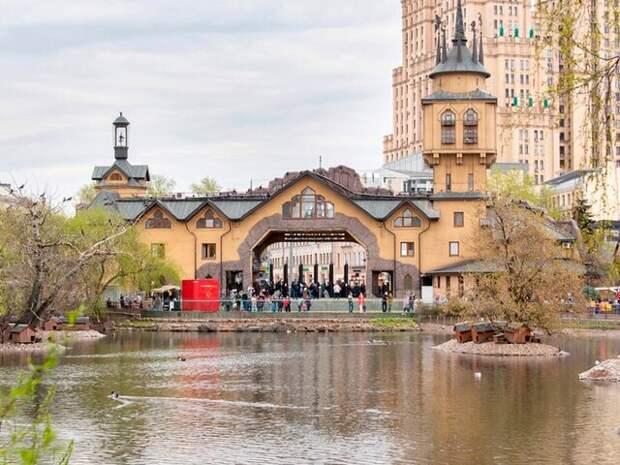 """Собянин рассказал о строительстве входа в зоопарк со стороны метро """"Баррикадная"""""""
