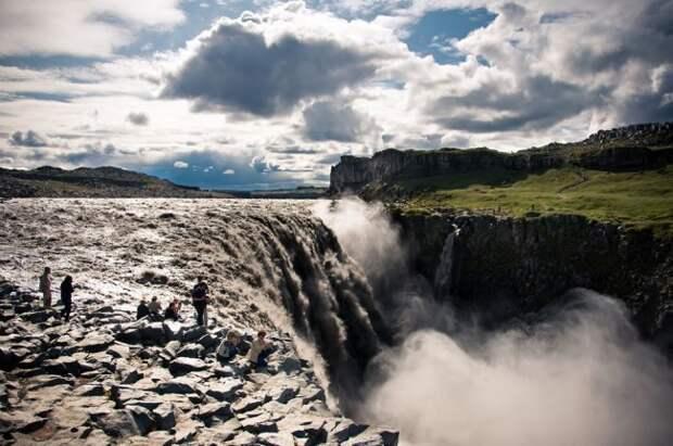 waterfalls35 Красоты водопадов Исландии в фотографиях
