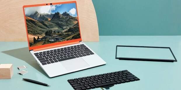 """Продукт дня: ноутбук """"собери сам"""" от Framework"""