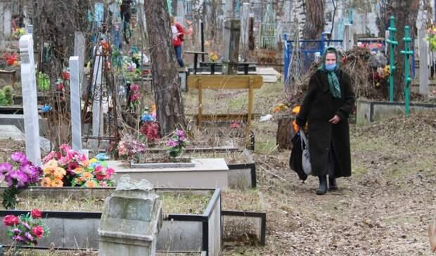 Смертность в 1,7 раза превысила рождаемость в Свердловской области в начале года
