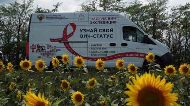 Конкурс проектов среди некоммерческих организаций «НКО против ВИЧ-инфекции. Практики и решения»