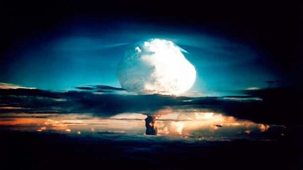 В NI рассказали о последствиях испытания ВВС США ядерного оружия на людях