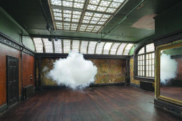 7 фото облаков в помещениях, и как их сделать самому