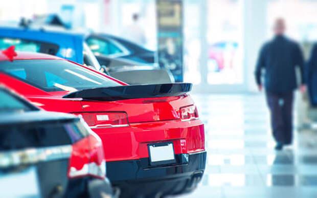 Мировые продажи автомобилей падают