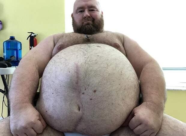 Американцу платят напорносайте зато, что онжиреет