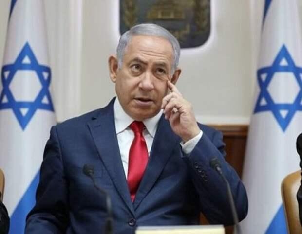 Сегодня на мой взгляд произошло падение премьер-министра Израиля